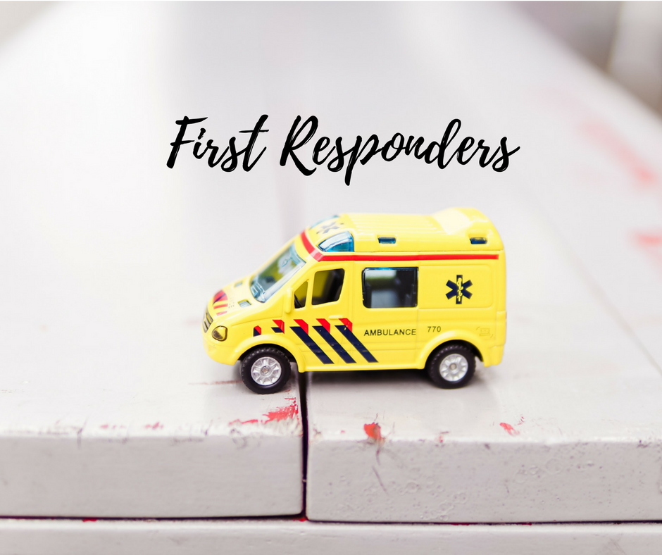 """First Responders"""