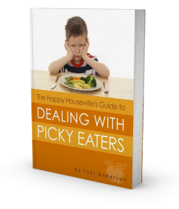 Dealing with Picky Eaters ebook