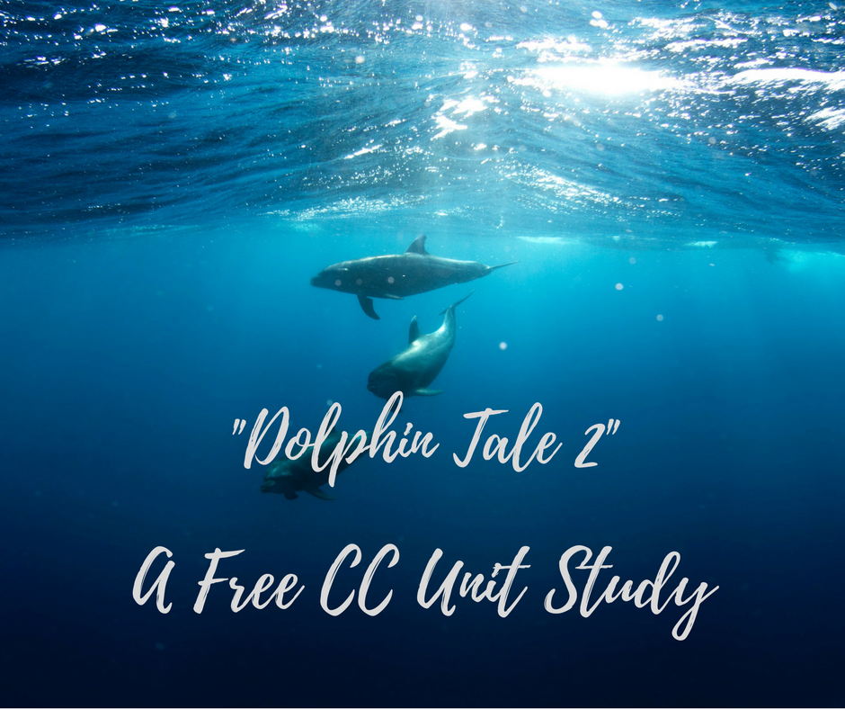 Dolphin Tale 2: A Free Unit Study by Classical Conversations
