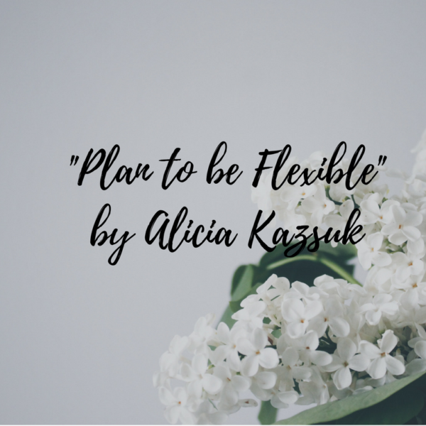 """Plan to be Flexible"": Book Review"