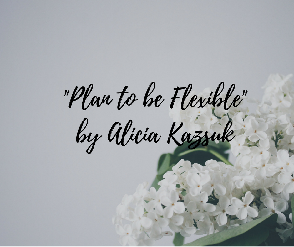 """""""Plan to be Flexible"""": Book Review"""